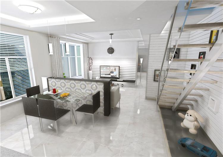 罗曼缔克瓷砖-大理石瓷砖效果图