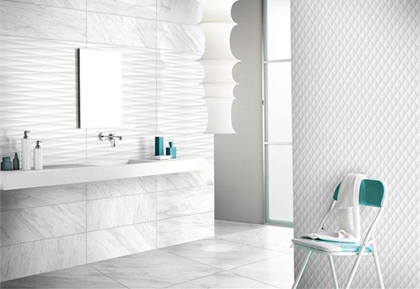 罗曼缔克瓷砖-新石代系列效果图