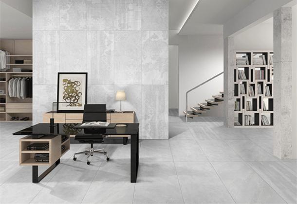 罗曼缔克瓷砖-现代仿古砖系列效果图