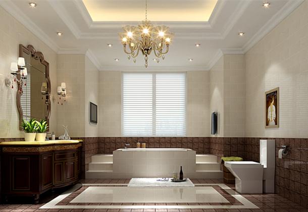 罗曼缔克瓷砖-特色瓷砖系列效果图